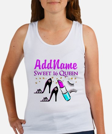 GORGEOUS 16TH Women's Tank Top