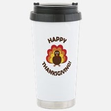 Happy Thanksgiving! Travel Mug