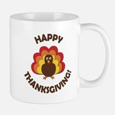 Happy Thanksgiving! Mugs
