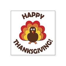 Happy Thanksgiving! Sticker