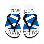 Alloway Scotland Flip Flops