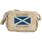 Alloway Scotland Messenger Bag