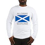Alloway Scotland Long Sleeve T-Shirt