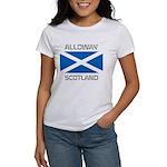 Alloway Scotland Women's T-Shirt