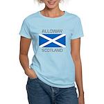 Alloway Scotland Women's Light T-Shirt