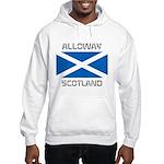 Alloway Scotland Hooded Sweatshirt