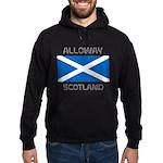 Alloway Scotland Hoodie (dark)