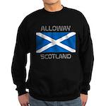 Alloway Scotland Sweatshirt (dark)