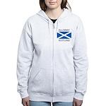 Alloway Scotland Women's Zip Hoodie