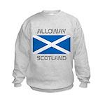 Alloway Scotland Kids Sweatshirt
