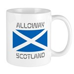 Alloway Scotland Mug