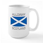 Alloway Scotland Large Mug