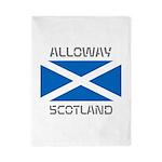 Alloway Scotland Twin Duvet