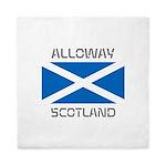 Alloway Scotland Queen Duvet