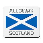 Alloway Scotland Mousepad