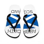 Arbroath Scotland Flip Flops