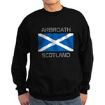Arbroath Scotland Sweatshirt (dark)