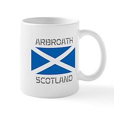 Arbroath Scotland Mug
