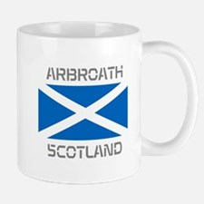 Arbroath Scotland Mug