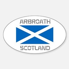 Arbroath Scotland Decal