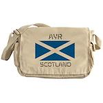 Ayr Scotland Messenger Bag
