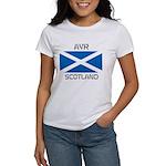 Ayr Scotland Women's T-Shirt