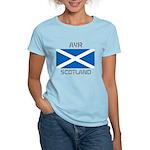 Ayr Scotland Women's Light T-Shirt