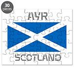 Ayr Scotland Puzzle