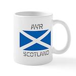 Ayr Scotland Mug