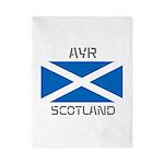 Ayr Scotland Twin Duvet