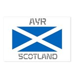 Ayr Scotland Postcards (Package of 8)
