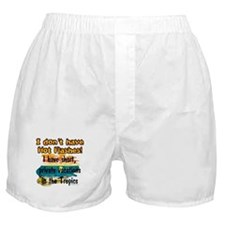 I don't have Hot Flashes! Boxer Shorts