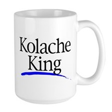 Kolache King Mug