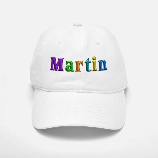 Martin Shiny Colors Baseball Baseball Baseball Cap