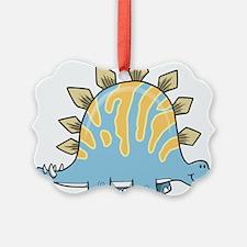 Cartoon Dino Ornament