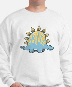 Cartoon Dino Sweatshirt