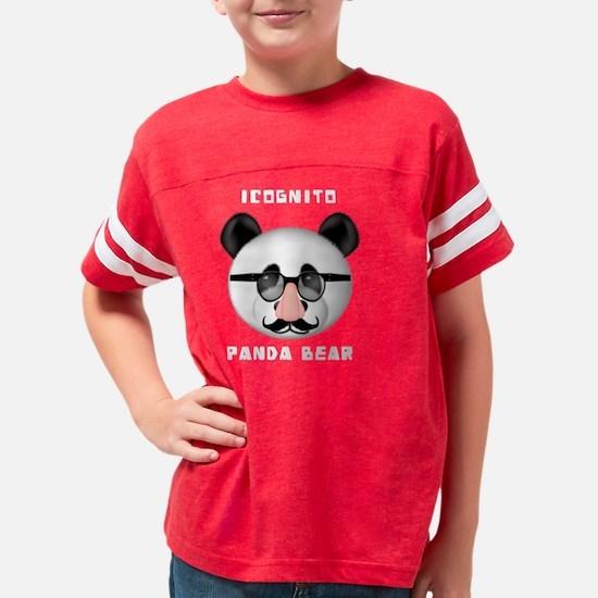 Incognito Panda Bear Youth Football Shirt
