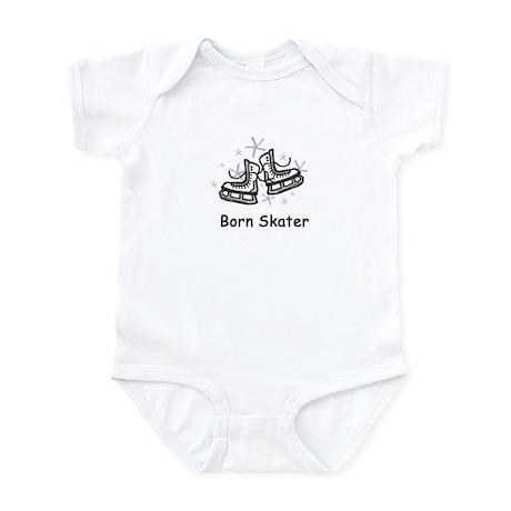 Born Skater Infant Bodysuit