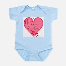Nana's Little Sweetheart Infant Bodysuit