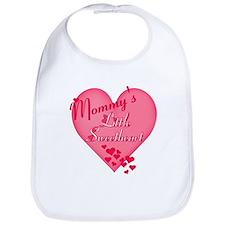 Mommy's Little Sweetheart Bib