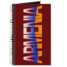 """Armenia Bubble Letters"" Journal"