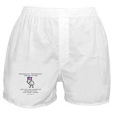 Pharmacy Tech instructors Boxer Shorts