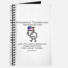 Pharmacy Tech instructors Journal
