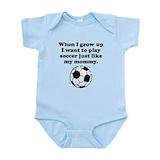 Soccer Bodysuits