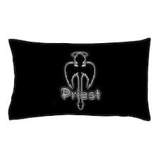 Priest logo Pillow Case