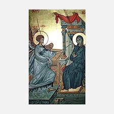 Annunciation Decal