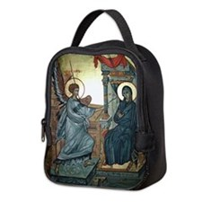 Annunciation Neoprene Lunch Bag
