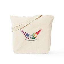 TeamEstrela show gear Tote Bag