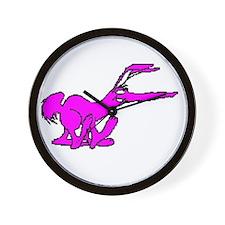 Cute Aardvark Wall Clock