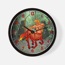 Centauress Wall Clock